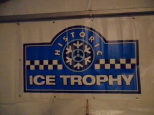 2011 - HISTORIC ICE TROPHY